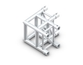 Structure rectangulaire angle 90° - M400 QUICKTRUSS-rectangulaire