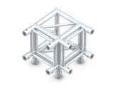 Structure quatro angle 90° 3 directions - M400 QUICKTRUSS-structure-machinerie