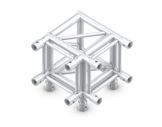 Structure quatro angle 90° 3 directions - M400 QUICKTRUSS-quatro