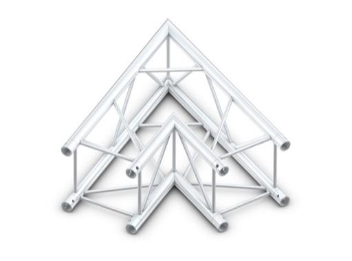 QUICKTRUSS • Quatro M222 Angle 60° + kit de jonction