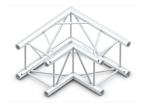 Structure quatro angle 90° - M222 QUICKTRUSS