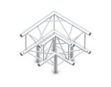 Structure quatro angle 90° 3 directions - M222 QUICKTRUSS-quatro