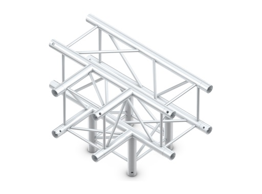 QUICKTRUSS • Quatro M222 Té 4 directions + kit de jonction