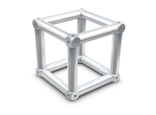 Structure quatro multicube 6 directions (sans connecteurs) - M222 QUICKTRUSS