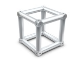 Structure quatro multicube 6 directions (sans connecteurs) - M222 QUICKTRUSS-quatro