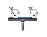 DOUGHTY • Platine spigot mobile Ø28 poutre 200/400-structure-machinerie