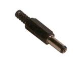 Fiche alimentation • Jack Ø int 2,5mm-cablage