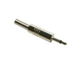Fiche • Jack mâle mono 3,5mm métal-cablage