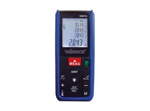 Télémètre laser numérique 60 m