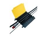 TEMA XL • Passage de câbles 5 canaux 700 x 696 x 87 mm-cablage