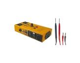 Testeur • XLR 3/5-Speakon4/8-Din-RCA-Jack3.5/6.35-Banane-outils
