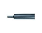 GAINE THERMO • Noire épaisse avec pâte 12mm > 3mm 1M-cablage