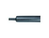 GAINE THERMO • Noire dur avec pâte 13mm > 4mm au mètre-cablage