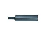 GAINE THERMO • Noire dur avec pâte 33mm > 8mm au mètre-cablage