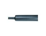 GAINE THERMO • Noire dur avec pâte 43mm > 12mm au mètre-cablage