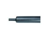 GAINE THERMO • Noire dur avec pâte 51mm > 16mm au mètre-cablage
