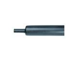 GAINE THERMO • Mince noire 1,2 / 0,6 mm au mètre-cablage