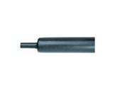 GAINE THERMO • Mince noire 19mm > 9,5mm au mètre-cablage