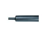 GAINE THERMO • Mince noire 2,4mm > 1,2mm au mètre-cablage