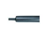 GAINE THERMO • Mince noire 25,4mm > 12,7mm au mètre-cablage