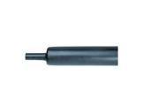 GAINE THERMO • Mince noire 38 > 19mm au mètre-cablage
