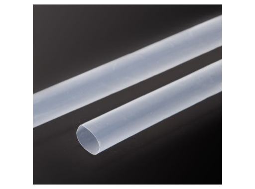 GAINE THERMO • Mince transparente 25,4mm > 12,7mm au mètre