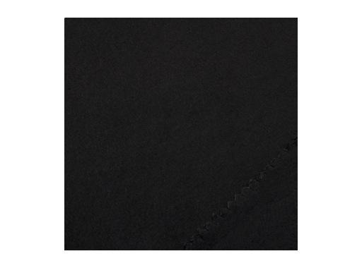 MOLLETON TITANS • Noir - Sergé lourd - 200 cm 320 g/m2 M1