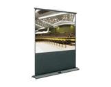 ECRAN PORTABLE • Format 4/3 - base 200 - hauteur 150-textile
