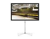 ECRAN PARAPLUIE • Format 16/9 - base 200 - hauteur 112-ecrans-portables--enrouleurs