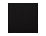 TOILE TREVIRA CS • Noire - largeur 520 cm 200 g/m2 M1-textile