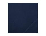 Coton gratté Bleu Marine - 260cm 140g/m2 M1 ignifugé - THEMIS-textile