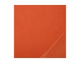 Coton gratté Orange - 260cm 140g/m2 M1 ignifugé - THEMIS-textile
