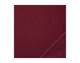 Coton gratté Bordeaux - 260cm 140g/m2 M1 ignifugé - THEMIS-textile