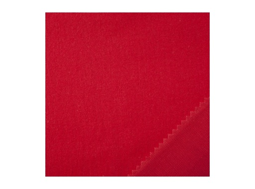 COTON GRATTE THEMIS • Rouge - 260 cm 140 g/m2 M1