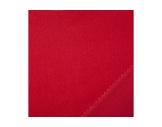 Coton gratté Rouge - 260cm 140g/m2 M1 ignifugé - THEMIS-textile