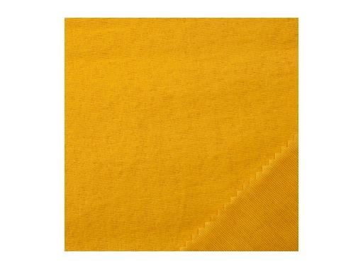 COTON GRATTE THEMIS • Jaune Safran - 260 cm 140 g/m2 M1