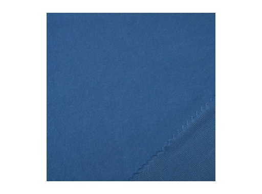 COTON GRATTE THEMIS • Bleu - 260 cm 140 g/m2 M1