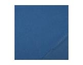 Coton gratté Bleu - 260cm 140g/m2 M1 ignifugé - THEMIS-textile