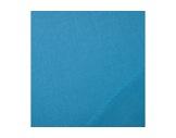 Coton gratté Bleu Turquoise - 260cm 140g/m2 M1 ignifugé - THEMIS-textile