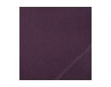 Coton gratté Prune - 260cm 140g/m2 M1 ignifugé - THEMIS-textile