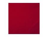 Coton gratté Rouge - 300cm 160g/m2 M1 ignifugé - THESÉE-textile