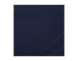 Coton gratté Bleu Marine - 300cm 160g/m2 M1 ignifugé - THESÉE-textile