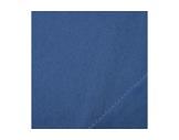 Coton gratté Bleu - 300cm 160g/m2 M1 ignifugé - THESÉE