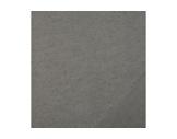 Coton gratté Gris Moyen - 300cm 160g/m2 M1 ignifugé - THESÉE-textile