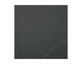 Coton gratté Gris foncé - 300cm 160g/m2 M1 ignifugé - THESÉE-textile