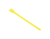 Attache velcro • rouleau de 20 velcros jaunes 25/300 mm-attaches-cables