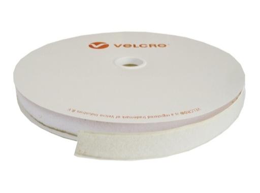 Velcro Boucle • Blanc 25 mm standard prix au ml
