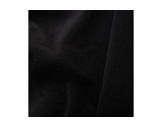 VELOURS ERATO • Noir - Trévira CS M1 -145 cm 380 g/m2 - AC-velours-synthetique