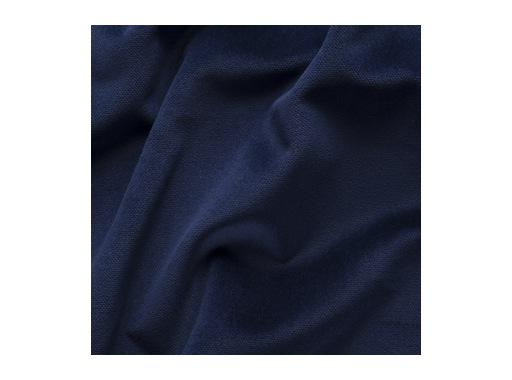 VELOURS ARGOS • Marine - Coton M1 - 150 cm - 350 g/m22