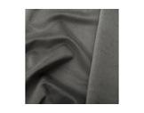 VELOURS ARGOS • Gris - Coton M1 - 150 cm - 350 g/m22-velours-coton